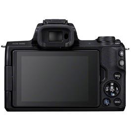 Canon EOS M50 Mirrorless Camera Body - Black Thumbnail Image 1